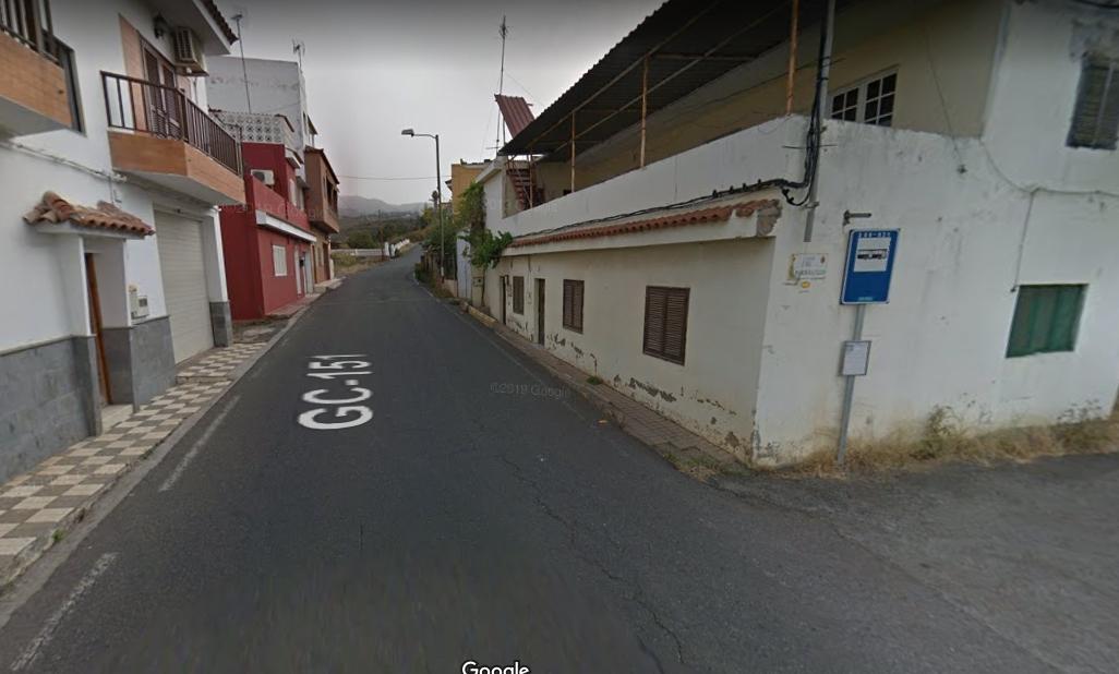 Carretera de El Parralillo