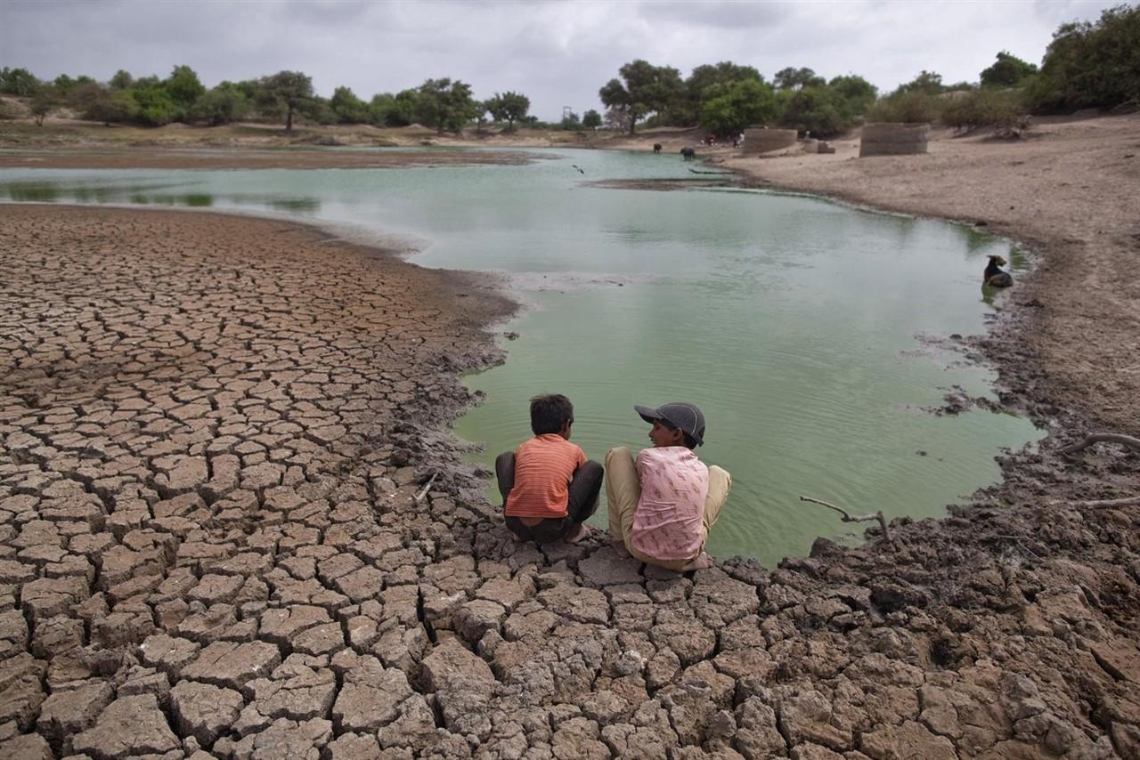La desertización es una de las consecuencias del cambio climático (Foto: AHMAD MASOOD / REUTERS)