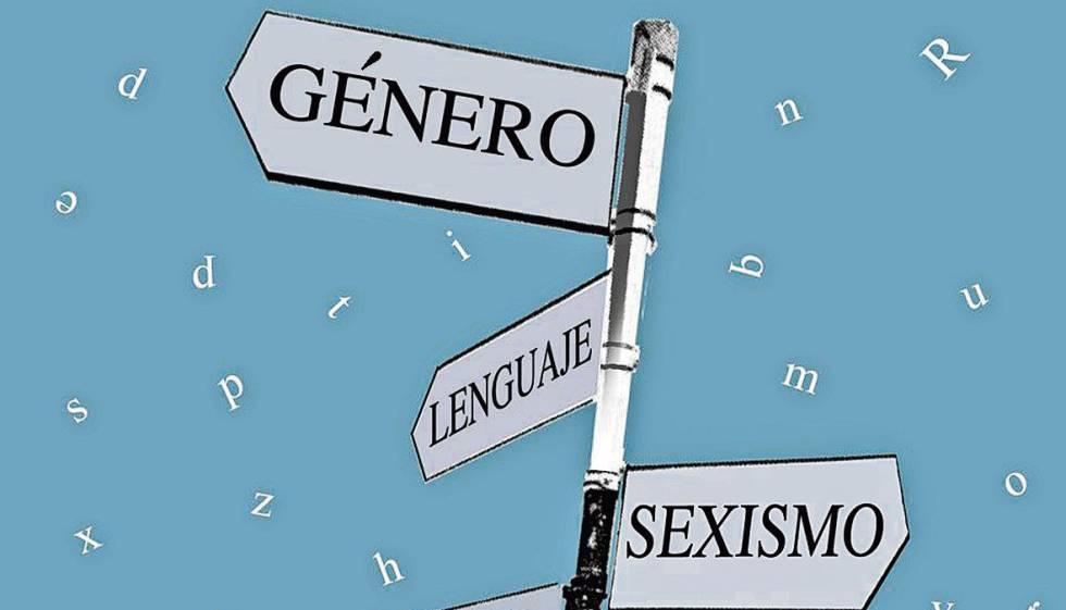 Viñeta sobre lenguaje sexista