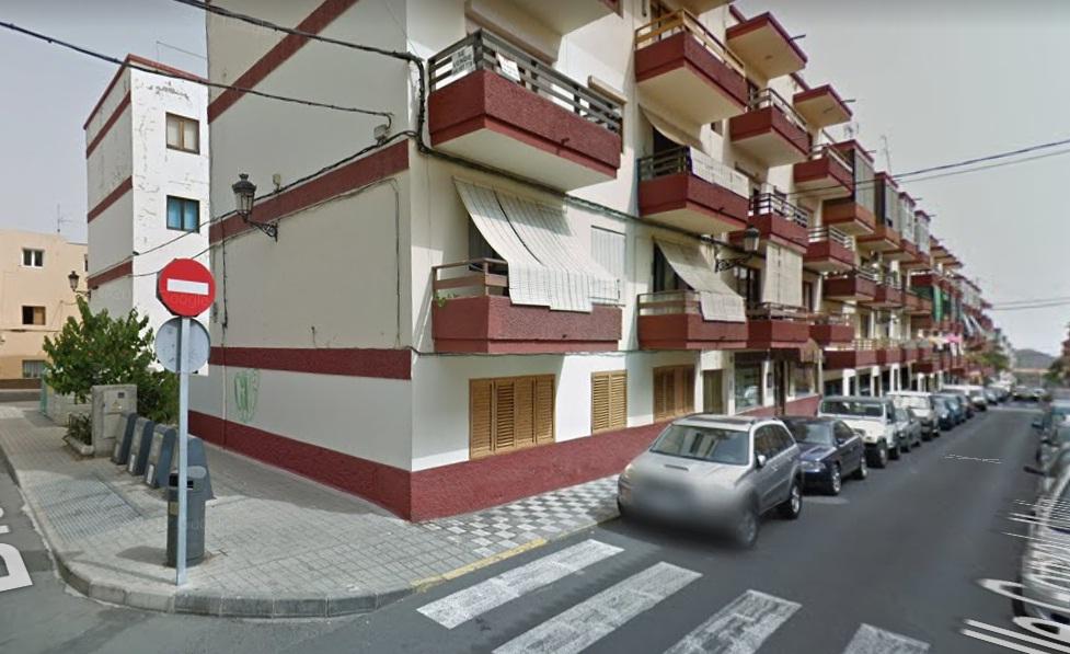 Calles del casco urbano de Santa Brígida
