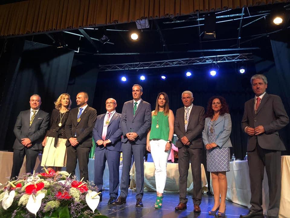 Miembros del grupo de Gobierno