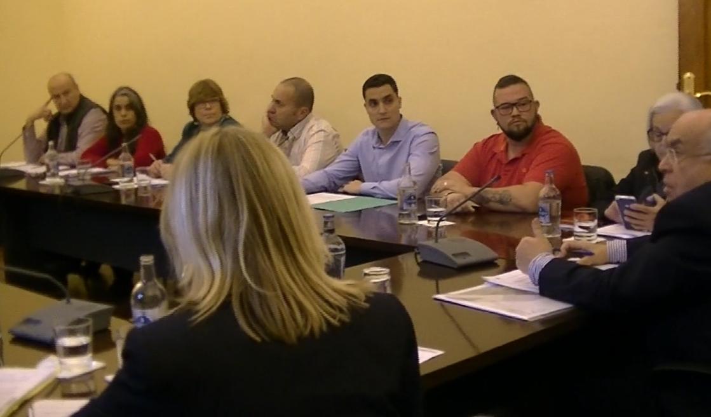 Grupo de concejales/as de ANDO Sataute