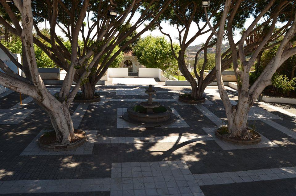 Imagen del parque (Ayuntamiento de Santa Brígida)